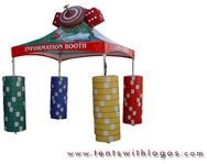 10 x 10 Custom Tent - Promotional Design Group