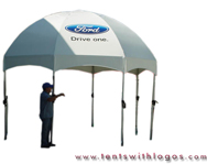 Custom Frame Tent - Ford