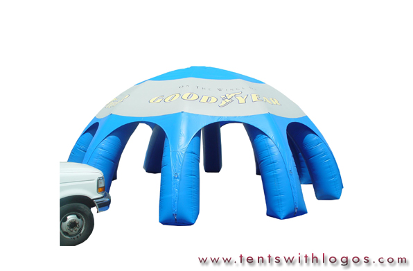 Inflatable Dome Tent - Good Year