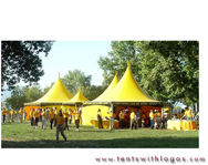 Event Tent - Church of Scientology