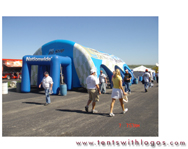 Event Inflatable Dome Tent - Nationwide