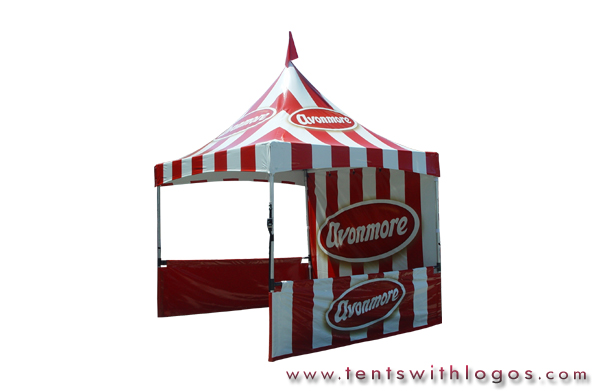 10 x 10 High Peak Tent - Avonmore