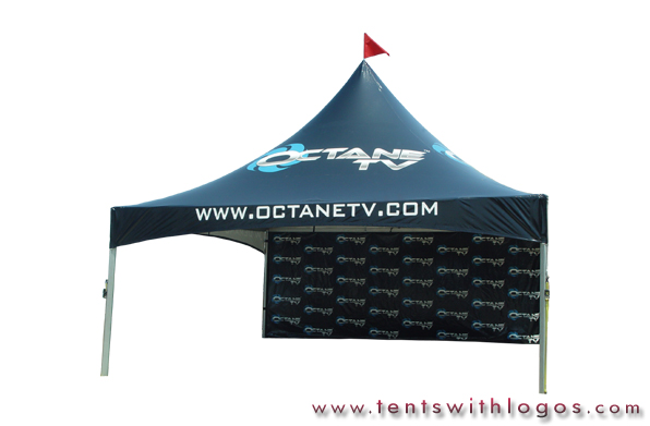 20 x 20 High Peak Tent - Octanetv.com