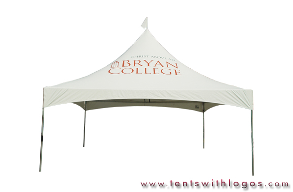 20 x 20 High Peak Tent - Bryan College