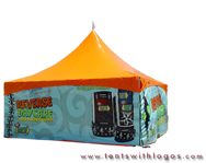 10 x 20 High Peak Tent - Cingular
