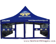 20 x 20 High Peak Tent - Big Country Energy
