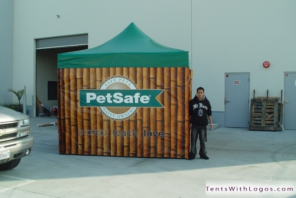 10 x 10 Pop Up Tent - Petsafe