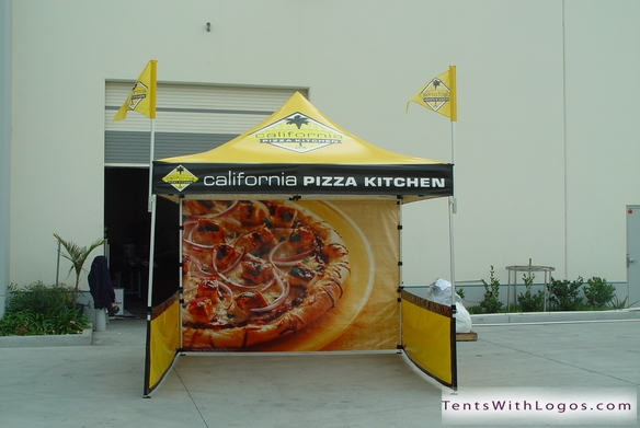 ... 10 x 10 Pop Up Tent - California Pizza Kitchen ... & 10 x 10 Pop Up Tent | California Pizza Kitchen | www ...
