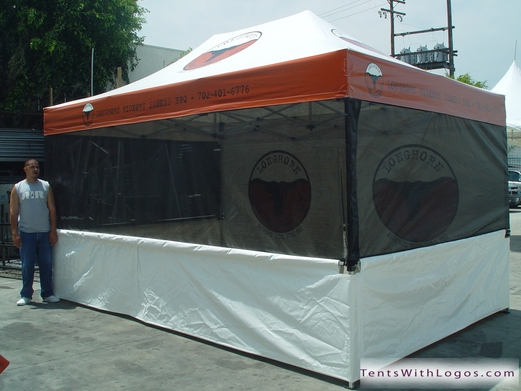 Longhorn Hickory Smoked BBQ : food booth tents - memphite.com