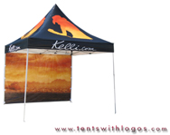 10 x 10 Pop Up Tent - Music Industry Tents