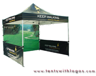10 x 10 Pop Up Tent - Johnnie Walker