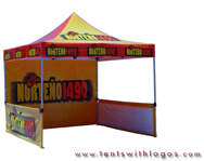 10 x 10 Pop Up Tent - Norteño 1490
