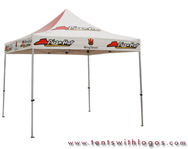 10 x 10 Pop Up Tent - Pizza Hut