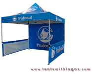 10 x 10 Pop Up Tent - Prudential