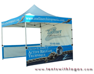 10 x 10 Pop Up Tent - Zoellner