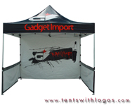 10 x 10 Pop Up Tent - Gadget Import