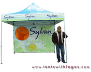 10 x 10 Pop Up Tent - Sylvan Learning
