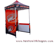 5 x 5 Pop Up Tent - Promotional Design Group