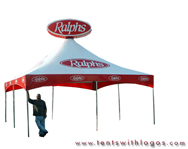 20 x 20 Tent in Motion - Ralphs